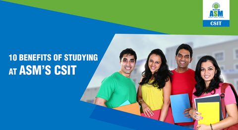Why Choose ASM CSIT College in Pune