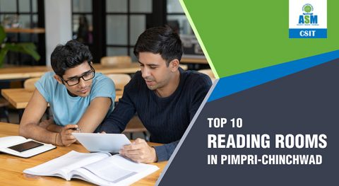 Top 10 Reading Rooms in PCMC