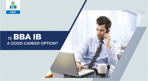Why BBA IB A Good Career Option