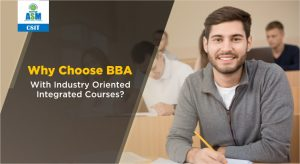 BBA With Industry Oriented Integrated Courses