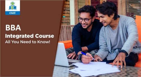 BBA Integrated Course